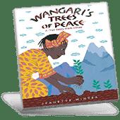Around the World - Wangari's Trees of Peace Book Cover