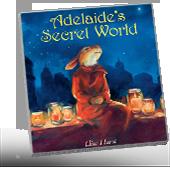 Adelaide's Secret World book cover