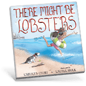 There Might Be Lobsters book cover
