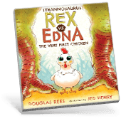 Rex vs. Edna book cover