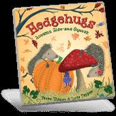Hedgehugs: Autumn Hide & Squeak Book Cover