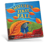 Mouse's First Fall Book Cover