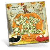 The Very Best Pumpkin Book Cover