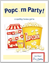 Download image for free Popcorn Party game