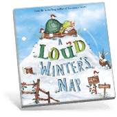 A Loud Winter's Nap book cover
