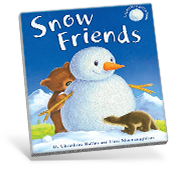 Snow Friends book cover