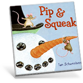 Pip and Squeak book cover