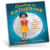 Counting on Katherine book cover