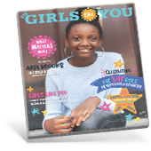 For Girls Like You Magazine Cover