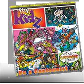 Fun for Kidz Magazine Cover