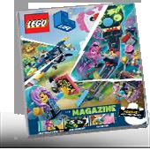 Lego Life Magazine Cover
