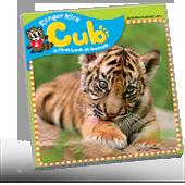 Ranger Rick Cub Cover