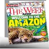 The Week Junior Magazine Cover