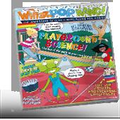 Whizz Pop Bang Magazine Cover