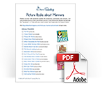 Picture Books about Manners library checklist download