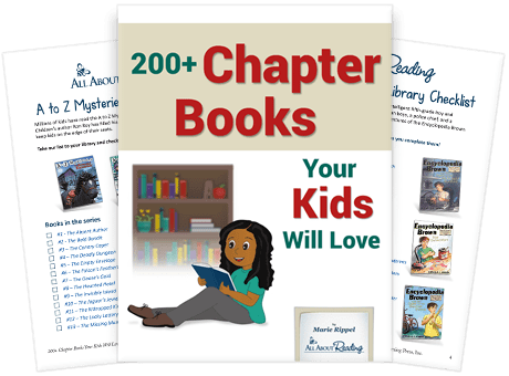 chapter books library lists