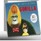 Gorilla book cover