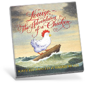 Louise, The Adventures of a Chicken book cover