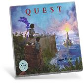 Quest book cover