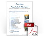 Picture Books for Adventurers library checklist download