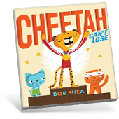 Cheetah Can't Lose Book Cover