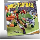 Dino-Football Book Cover