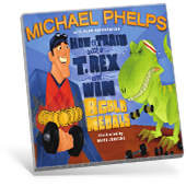 How to Train with a T. Rex and Win 8 Gold Medals Book Cover