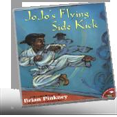 Jojo's Flying Side Kick Book Cover
