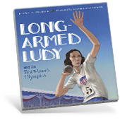 Long-Armed Ludy and the First Women's Olympics Book Cover