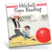 Mitchell Goes Bowling Book Cover