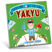 Take Me Out to the Yakyu Book Cover