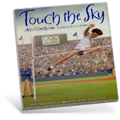 Touch the Sky: Alice Coachman, Olympic High Jumper Book Cover