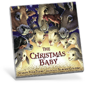 The Christmas Baby book cover