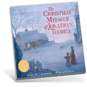 The Christmas Miracle book cover