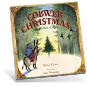 Cobweb Christmas: The Tradition of Tinsel book cover