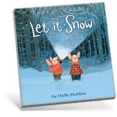 Let It Snow - Picture Books for Christmas