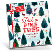 Pick a Pine Tree book cover