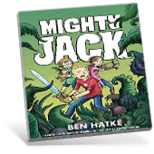 Mighty Jack Book Cover