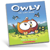 Owly Graphic Novel Cover