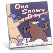 One Snowy Day book cover