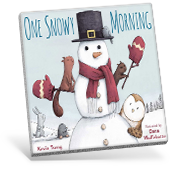 One Snowy Morning book cover
