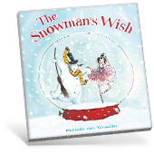 The Snowman's Wish book cover