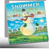 Snowmen All Year book cover