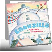 Snowzilla book cover