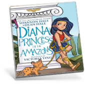 Diana: Princess of the Amazons Book Cover
