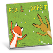 Fox and Rabbit Book Cover